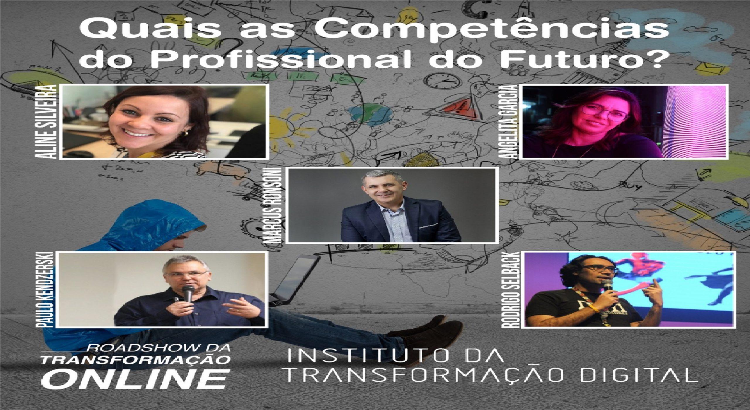 Quais as Competências do Profissional do Futuro?