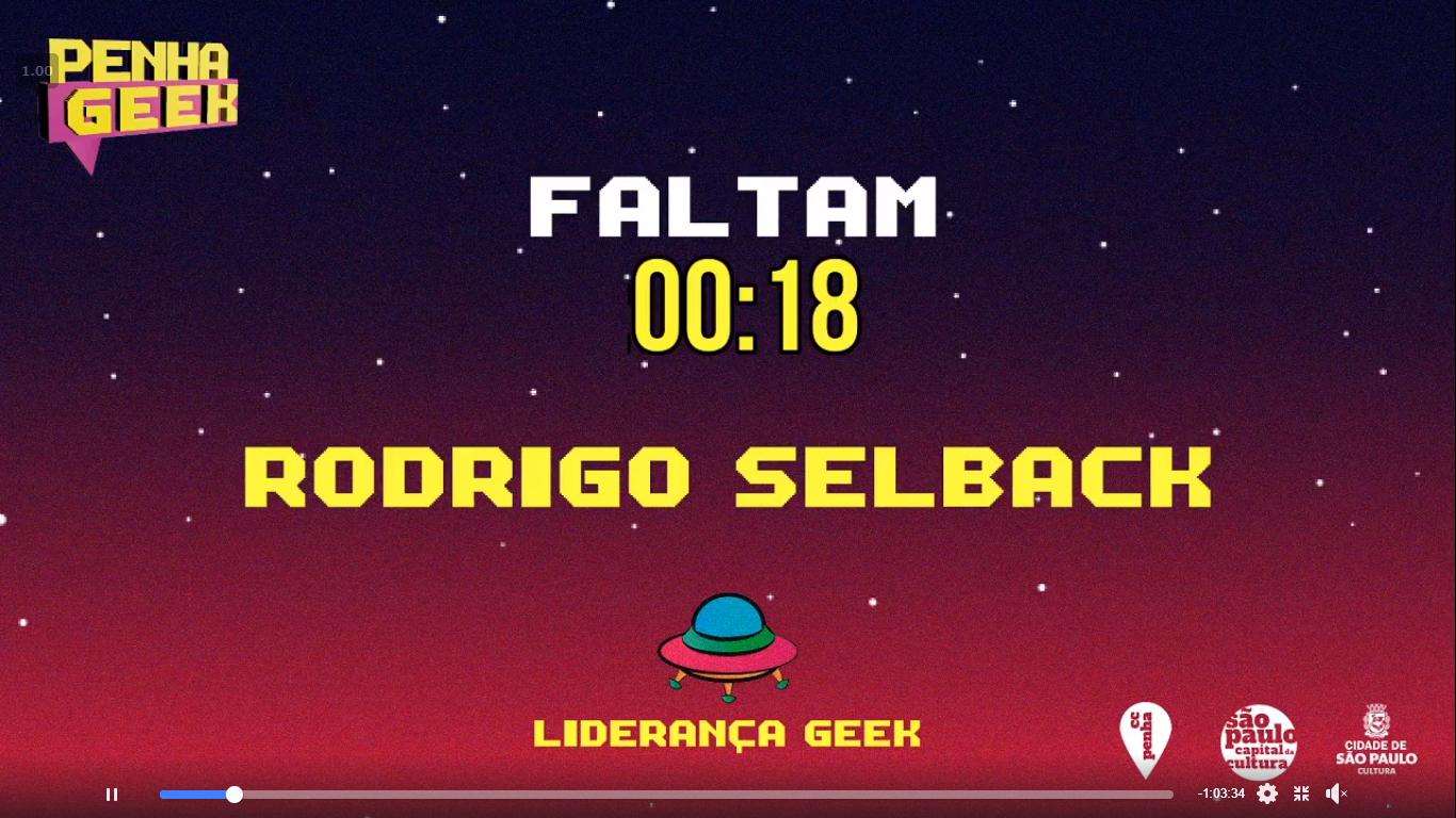 Liderança Geek – Penha Geek Online